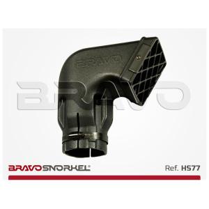 BRAVO SNORKEL HEAD STANDARD