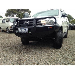 Commercial Bull Bar to suit Hilux Revo 2015+
