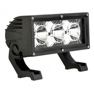 LED 3 x 10W Spot Beam Light bar