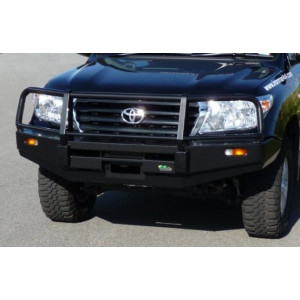 Commercial Bull Bar to suit Landcruiser 100 Series IFS