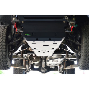 Underbody Protection to suit Toyota Fortuner 3/2005-2015