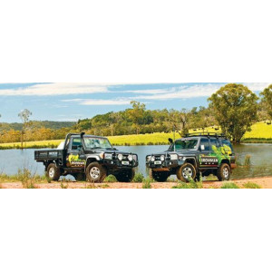 Diesel Snorkel to suit Landcruiser 79 Series 2007+