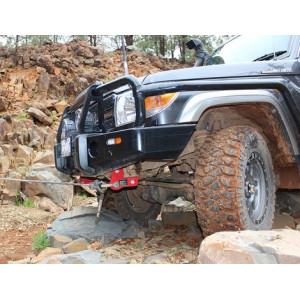 Landcruiser 76 Series 2007+ compatible Rated Recovery Points