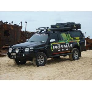 Ranger PJ-PK 2006-2011 - 3.0L TDi Diesel Snorkel