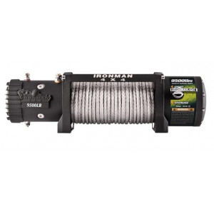 9,500lbs Monster Winch with Synthetic Rope
