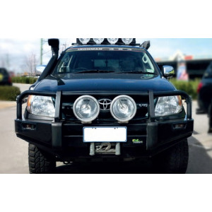 Hilux 2005-2011 compatible Commercial Bull Bar