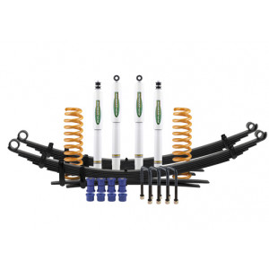 Jeep Cherokee XJ 1984-2001 Suspension Kit - Performance with Foam Cell