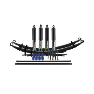 Ford Courier Suspension Kit - Comfort with Foam Cell Pro Shocks