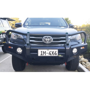 Deluxe Commercial Bull Bar to suit Fortuner 2015+