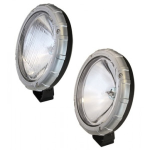 "Gamma 100W Halogen Driving Light 7"" (H3) (Pair)"