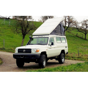 Hercules Roof Conversion to suit Toyota LandCruiser Troopy
