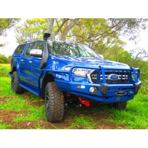 Ford Ranger PXIII 7/2018+ Steel Side Steps & Rails