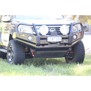 Navara NP300 2005+ Rated Recovery Points