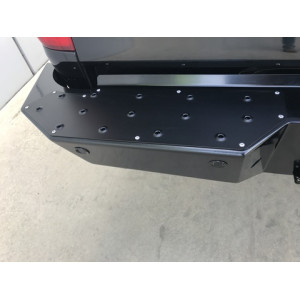 Colorado 2012+ Rear Protection Tow Bar Step Plate