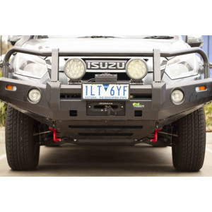 Isuzu MU-X 2014+ Rated Recovery Points
