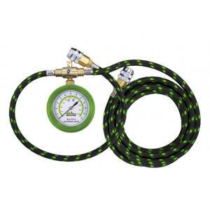 Air Champ Dual Inflator with Pressure Gauge