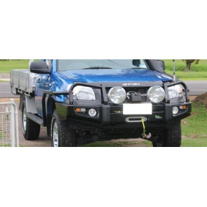 BT50 2006-2011 Deluxe Commercial Bull Bar