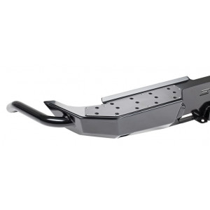 BT50 2012+ Rear Protection Tow Bar Step Plate