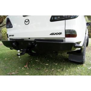 BT50 2012+ Rear Protection Tow Bar