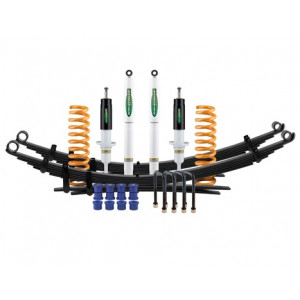 Mazda BT50 2011+ Suspension Kit - Performance with Gas Shocks