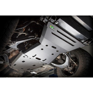 D-Max 2012-2017 Underbody Protection
