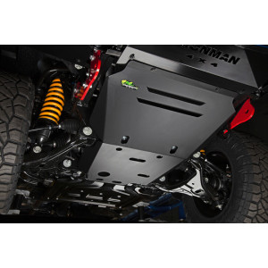 BT50 2012+ Underbody Protection (With DPF)