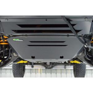 BT50 2012+ Underbody Protection