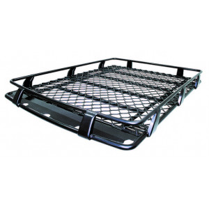 Trade Style - 1.8m x 1.25m (Open end) Alloy Rack