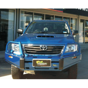 Commercial Bull Bar to suit Hilux 2011+