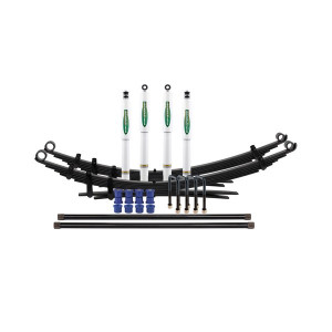 Pajero 1983-1991 (Leaf) Suspension Kit - Constant Load with Foam Cell Shocks